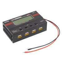 CB86 1S-6S LiPo Battery Absolutely Balance Charger without on-off Switches (Standard Configuration) For Rc Aircraft