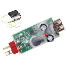 2S-6S RC Lipo Battery Converter Charger 3S2200mAh Can Charge Iphone at least 4 Times