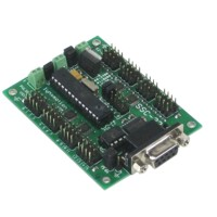 DFRobot USB32 Servo Motor Controlling Board Controller w/ 256K Storage Card Can be of-line