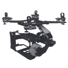 X-CAM A20 Two Brushless Camera Gimbal for SONY NEX5 2 Axis Gimbal System