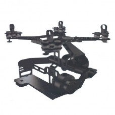 X-CAM A25 2 Axis Gimbal System for PANASONIC GH2 GH3 Camera PTZ