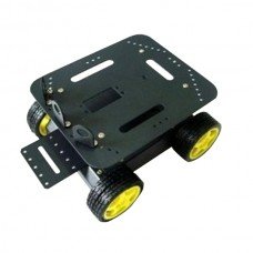 Pirate - 4WD Chassis Mobile Platform Robot Car