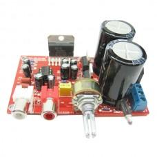 TDA7294 Mini Power Amplifier 100w 1.0 Subwoofer NE 5532 Pre-amp DIY KIT