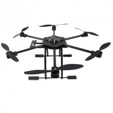 AH600C ARF Full Folding Hexacopter w/ Flight Control & ESC + Motor