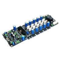 High-end Pure Class LME49830+2SK1530+2SJ201 FI-FI 400W Mono Power Amplifier Board
