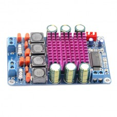 2X50W Dual Channel Stereo D/T Class Amplifier Board HIFI