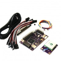 APM2.5.2 Latest Version APM Flight Controller Board Multicopter Ardupliot Mega 2.5 Upgrade+UBLOX LEA-6H GPS Module