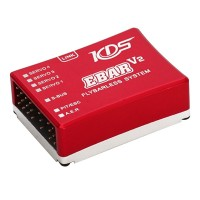 KDS Upgrade V2 KDS EBAR 3 AXIS V2 Sensor PPC FLYBARLESS System Three-axis Gyroscope Helicopter