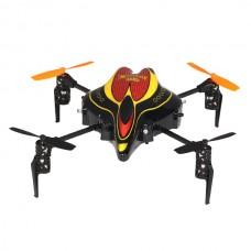 Walkera QR Infra X InfraX-BR Ultrasonic 3 Axis Stabilizing System 4CH UFO Quadcopter w/Devo4 Transmitter Mode 1