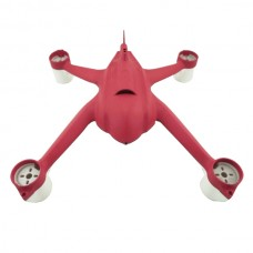 IDEAL FLY Apollo FPV Quadcopter Frame ABS Plastic Airframe 350mm Wheelbase-Red