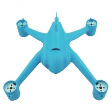 IDEAL FLY Apollo FPV Quadcopter Frame ABS Plastic Airframe 350mm Wheelbase-Blue