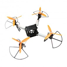 FC X330 Mini Quadcopter Frame Micro Multicopter Frame w/ Propeller Protective Guard