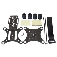 Anti Vibration + AV Transmission Plate Kit for DJI Phantom Walkera QR350 Aerial Photography