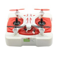 Modelking 33023 2.4G Mini Quad 4 Channel 6 Axis Gyro 3D RC Quadcopter UFO -White