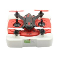 Modelking 33023 2.4G Mini Quad 4 Channel 6 Axis Gyro 3D RC Quadcopter UFO - Black