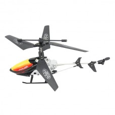 wholesale Newest Original Box Package Mini RC Helicopter 2 Channel Remote Control S26 Good Gift Toy to Kids