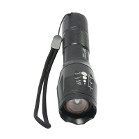 Promotions Ultrafire A100 2000 Lumens 5-Mode CREE XM-L T6 LED Flashlight Zoomable Focus Torch