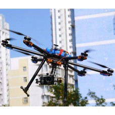 Tarot T960 Hexacopter Landing Gear DJI NAZA V2 Flight  5008 Motor DYS 40A ESC ARTF Combo