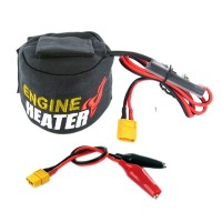 The SKY RC Engine Heater Pre-Heat Engine to 60-70Degree Compacy Light Weight Easy Operation