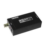 HDV-S008 Mini 3G HD SDI to HDMI Audio Converter Show HDMI Signals on SDI Display