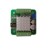 39/42 CNC Stepper Motor Driver 128 Microstep 1.8A Back Installation Stepping Motor Driver