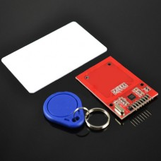 5pcs RC522 RFID IC Card w/S50 Blank Card Key Ring Provide Arduino Development Code