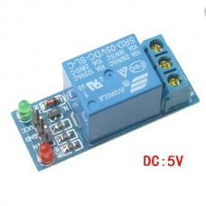 A41 1Road Relay Module 5V Low Electronic Level Trigger Relay Development Board