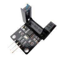 15mm Groove Width Photoelectric Correlation Counting Sensor LM393 Infrared Sensor Module