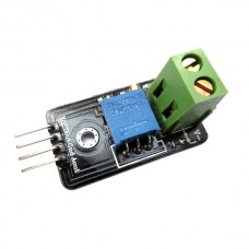 Voltage Over-voltage Under-voltage Detection Sensor Module for Car Chassis Platform