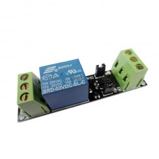 Single 3V Relay Isolation Drive Control Module High Level Driver Board