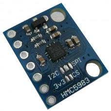 GY-282 HMC5983 Module High Precision 3-Axis Compass Magnetometer Sensor