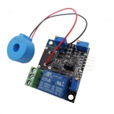 A34 Current Detection Sensor Module AC/Short Circuit Detection 50A Switching Value Output