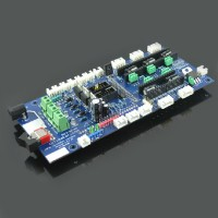 3D Printer Ultimaker PCB Main Control Board DIY Kits Compatible with RAMPS Support Dual Print