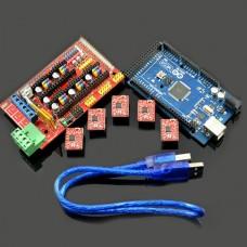 3D Conrol Board Kits Arduino Mega2560 r3  Main Control Board 3D RAMPS1.4  Control Board 4988 Driver Board