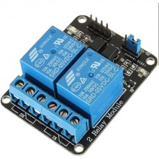 2 Channel Relay Module Relay Expansion Board Relay Module Optical Coupling 5V