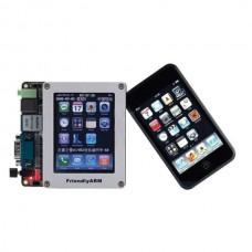 Mini2440 + 3.5'' TFT Touch Screen LCD 128M 400MHz S3C2440 ARM9 Development Board