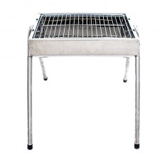 Steel Folding Portable Charcoal Barbecue & barbeque grill BBQ Garden alfresco