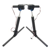 220mm Electronic Retractable FPV Landing Gear Skid for Tarot 680/680 Pro Hexacopter Octocopter