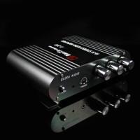 High Fidelity HIFI 12V Earphone Amplifier Stereo Amplifier Computer Small Amplifier 3.5MM Headphone Amplifier