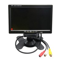 "7"" FPV LCD Color Monitor Video Screen 7 inch FPV Monitor 800x480 for Rc Airplane Multicopter Car"