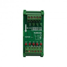 HSF04B 4CH PLC Output Relay Amplifier Photoelectricity Isolation Protection Board Transisitor Output Board for Mitsubishi Siemens