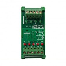 4CH Photoelectricity Isolation Electricity Level Conversion Module NPN to PNP 5V to 24V 24V to 5V Level Switch