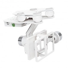 Walkera G-2D 2 Axis Brushless Gimbal Mount for iLook/Gopro Hero 3/Sony Camera FPV Plastic