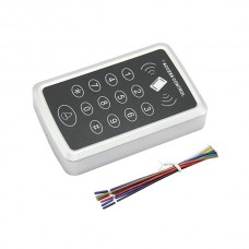 D114 One-door Access Controller Machine 1-15cm Read Card Distance