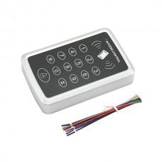 D114 One-door Access Controller Machine 1-15cm Read Card Distance