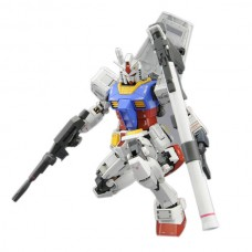 MG RX-78-2 Gundam Ver. 3.0 Japanese Doll High Fidelity Certified Product