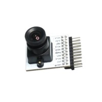 OV2640 Camera Board CMOS 2 Megapixel Camera Chip Module for Smart Car Chassis