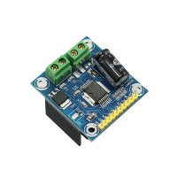SX8847 SPI High-power H-bridge Motor Driver Module for Smart Car Driver 240W 20kHz