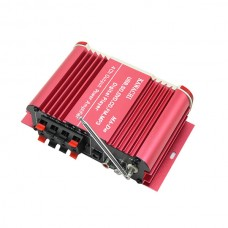 KAWACHI MA-D40 USB SD FM Radio MP3 MIC Mixer Player 4CH Power Amplifier Remote Control