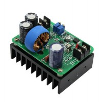 DC-DC 600W DC IN 10-60V OUT 12-80V Boost Converter Step-up Module mobile Power Supply DC Model for laptop